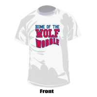 MLKHS Wolf Wobble Spirit T-Shirt 2020